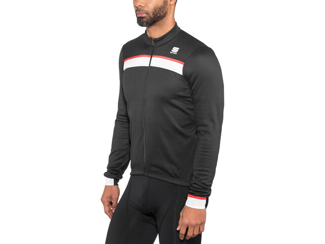 31002ca53 Sportful Pista Thermal Bike Jersey Longsleeve Men black at Bikester ...